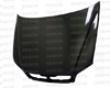 Seibon Carbon Fiber Oem-style Hood Mitsubishi Lancer 02-03