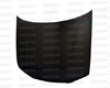 Seibon Carbon Fiber Oem-style Hood Nissan Sentra 02-03