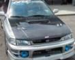 Seibon Carbon Fiber Oem-style Hood Subaru Impreza 98-01