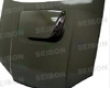 Seibon Carbon Fiber Oem-style Hood Subaru Wrx Sti 04-05