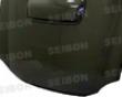 Seibon Carbon Fiber Oem-style Hood Subaru Wrx 02-03