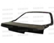 Seibon Carbon Fiber Oem-style Rear Hatch Acura Integra 90-93