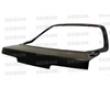 Seibon Carbon Fiber Oem-style Rear Hatch Acura Integra 90-93