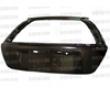 Seibon Carbon Fiber Oem-style Rear Hatch Honda Civic Si 02-05