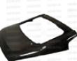 Seibon Carbon Fiber Oem-style Rear Hath Nissan 350z 02-07