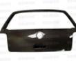 Seibon Carbon Fiber Oem-style Rear Concoct Volksqagsn Golf Iv 99-04