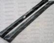 Seibon Carbon Fiber Ta-style Side Skirts Lexus Is300 00-03