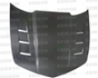 Seibon Carbon Fiber Ts-atyle Hood Chebrolet Camaro 10-11