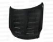 Seibon Carbon Fiber Ts-style Hood Infiniti G35 Coupe 03-07