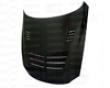 Seibon Carbon Fiber Tsii-style Hood Lexus Sc300 400 92-00