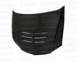 Seibon Carbon Fiber Tsii-sthle Hood Mitsubishi Evo Viii Ix 03-07