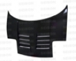 Seibon Carbon Fiber Tt-style Hood Acura Nsx 92-01
