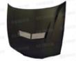 Seibon Carbon Fiber Vsii-style Cover Acura Integra Jdm Ty;e-r 94-01