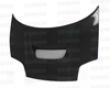 Seibon Carbon Fiber Vsii-style Hood Acura Nsx 02-05