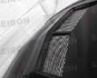 Seibon Carbon Fiber Vsii-stle Hood Acura Rsx 02-06