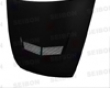 Seibon Carbon Fiber Vsii-style Hood Honda Accord 2dr 03-07