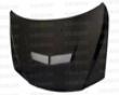Seibon Carbon Fiber Vsii-syle Hood Mazda 6 03-06