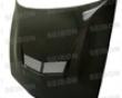 Seibon Carbon Fiber Vsii-style Hood Mitsubishi Eclipse 95-99