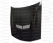 Seibon Carbon Fiber Vsii-style Hood Mitsubishi Eclipse 92-94
