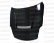 Seibon Carbon Fiber Vsii-style Hood Nissan 350z 02-06