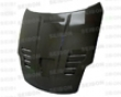 Seibon Carbon Fiber Vt-style Hood Nissan 350z 02-06