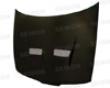Seibon Carbon Fiber Xt-style Hood Acura Integra 90-93