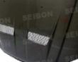Seibon Carbon Fiber Xt -style Hood Honda Civic 01-03