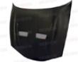 Seibon Carbon Fiber Xt-style Hood Mitsubishi Eclipse 95-99