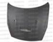 Seibon Dry Carbon Vsii Gnomon  Hood Nissan R35 Gt-r 09+