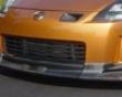 Seibon Front Carbon Fiber Cw-style Lip Spoiler Nissan 350z 02-05