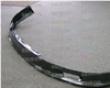 Seibon Front Carbon Fiber Mg-style Lip Spoiler Honda Civic 99-00