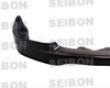 Seibon Front Carbon Fiber Tr-style Lip Spoiler Honda Civil 99-00