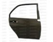Seibon Rear Carbon Fiber Diors Mitsubishi Evo Viii Ix 03-07