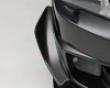 Sequential Japan Black Illusion Version 1C arbon Canards Mitsubishi Evo X 08+