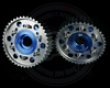 Skunk2 Tuner Series Cam Gears Blue Acura Integra Dohc 1.6/1.7/1.8/2.0l B Series 88-01