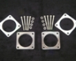 South Side Performance Aluminum Throttle Body Spacer Kit Nissan R35 Gtr 09+