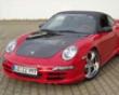 Spewdart Carbon Fiber Hood Porsche 997 Carrera/turbo 05+