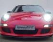 Speedart Gt Front Bumper Spoiler W/ Lip Porsche 997 Carrera 05+