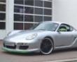 Speefart Gt Face Bumper W/ Rs Lip Porsche Cayan 06+