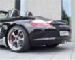Speedart Gt Rear Wing Porsche Boxster 987 05+
