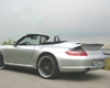 Speedart Rs Rear Wing Porsche 997 Carrera Cabriolet 05+