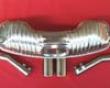Speedart Sport Exhaust W/ Tips Porsche Boxster 987 05+