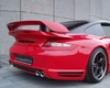 Speedart Ttr Rear Diffuser Porsche 997 Carrera C2 05+