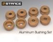 Stance Aluminum Subframe Bushing Set Nissan 240sx 95-98