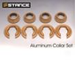 Stance Aluminum Subframe Collar Set Nissan 240sx 89-94