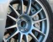 Stasis 13in 4piston Mono Front Thicket Kit Audi A4 B6 B7 02-07