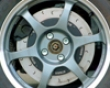 Stasis 13in Feeble Annulus Brake Kit Lotus Elise 05+