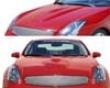 Sfillen Carbon Fiber Power Hood Cowl Infiniti G35 Coupe 03-05