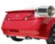 Stillen Catback Exhaust Dual Wall Tips Infiniti G35 Coupe 03-05