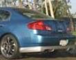 Stillen Reear Valance Infiniti G35 Sedan 03-04